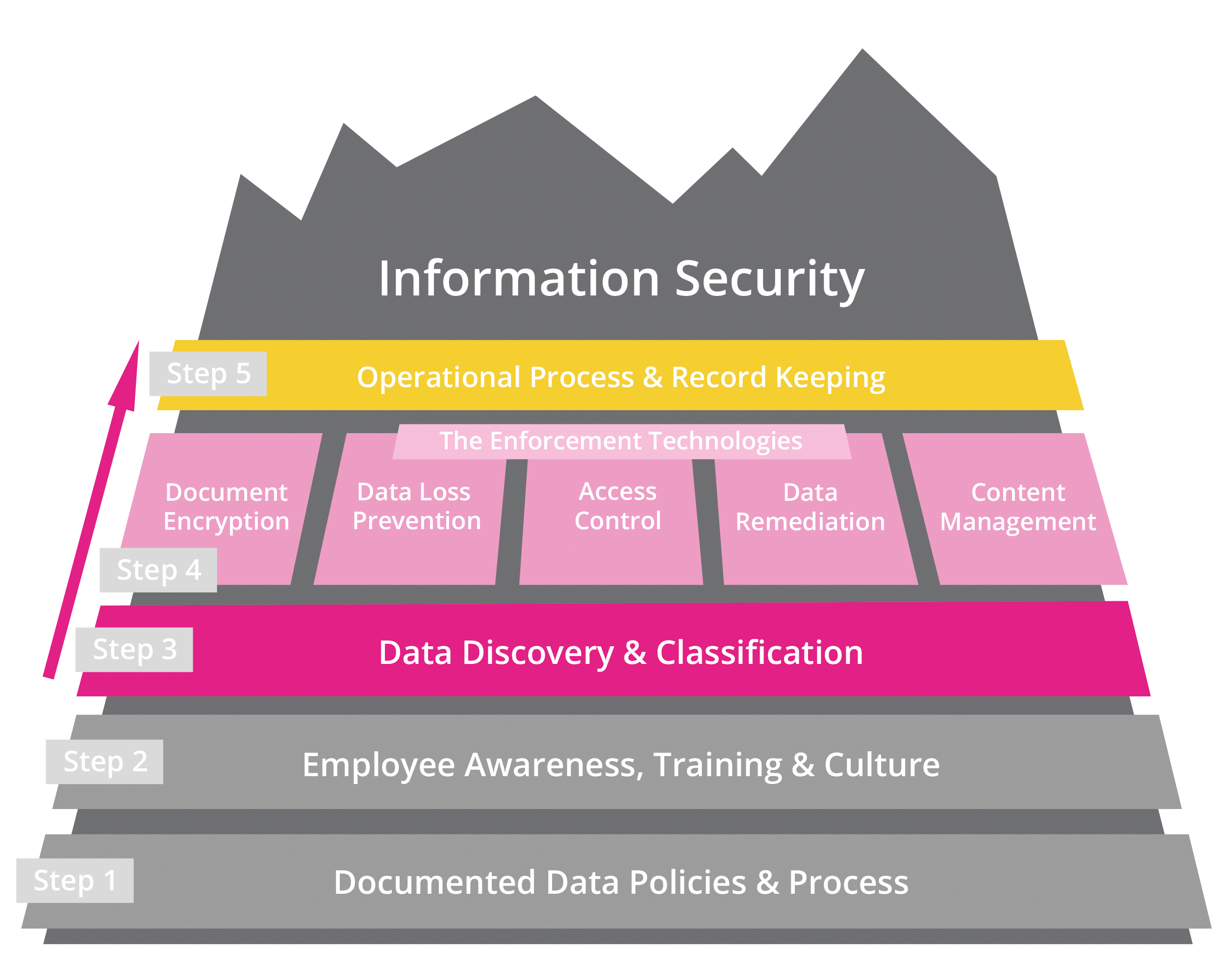 Automated Data Governance Diagram